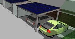 Geos Solar Carports for Electric Vehicles (EV)