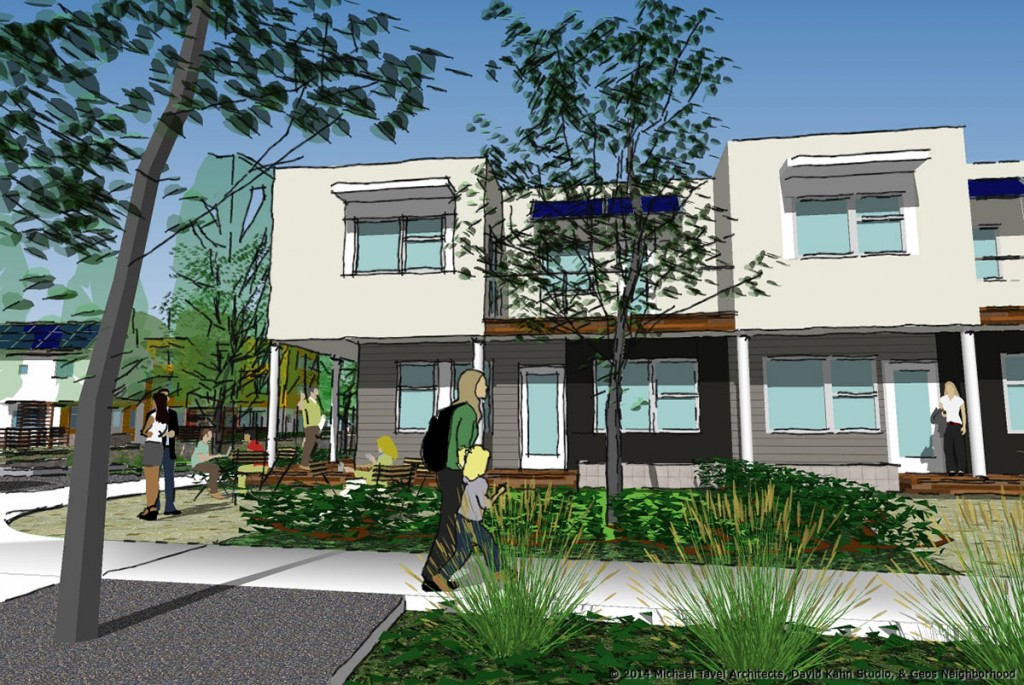 Geos Homes - Live/Work Urban Double