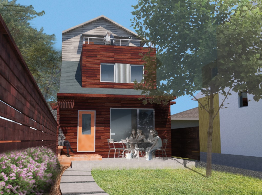 Alley House for sale Arvada