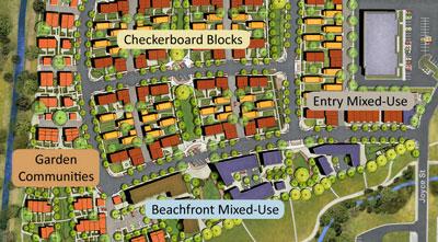 Geos Neighborhood Areas